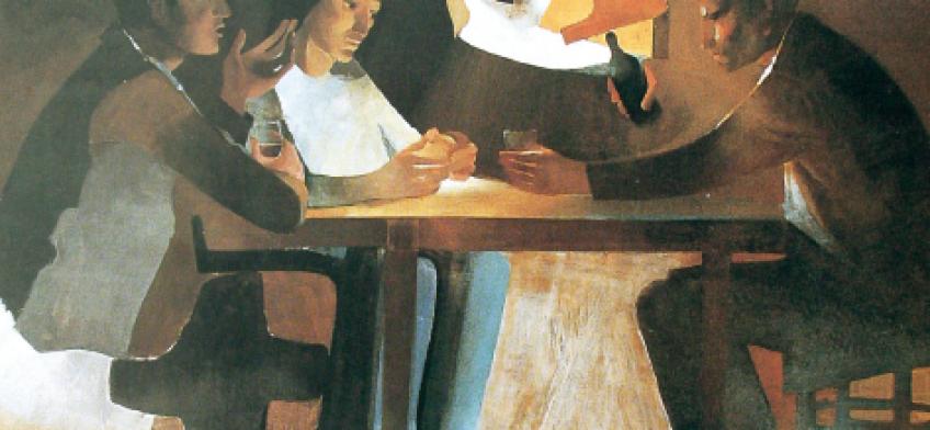 COULEURS PASSION RÉSURRECTION Culte des rameaux avec les enfants